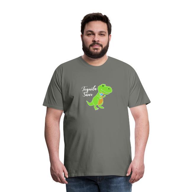Tequila sour - dinosaur