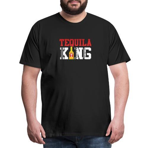 Tequila King - Men's Premium T-Shirt