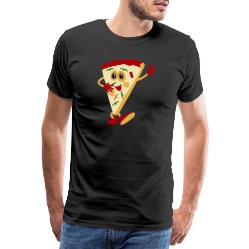 Dammi solo la pizza - Maglietta Premium da uomo
