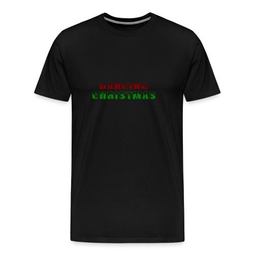 Dancing Christmas - Männer Premium T-Shirt