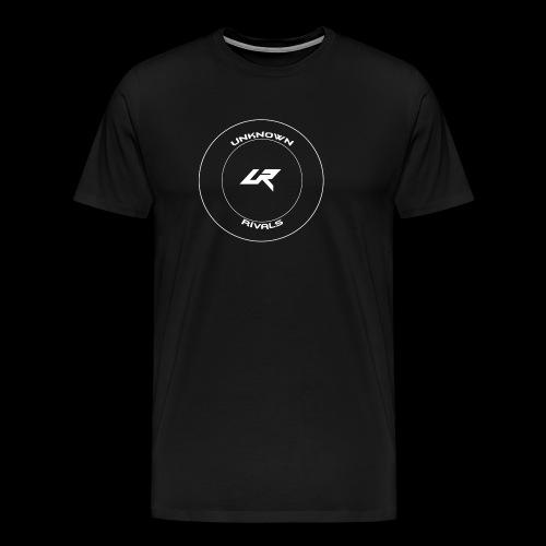 uR LOGO Kreis - Männer Premium T-Shirt