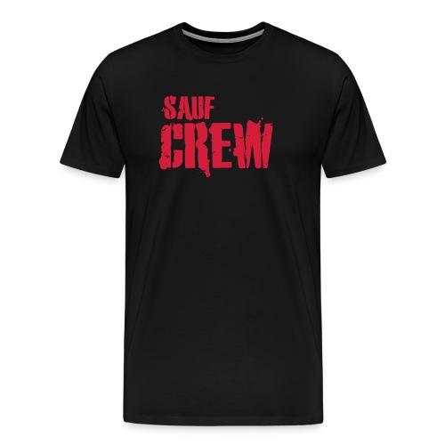 sauf crew - Männer Premium T-Shirt