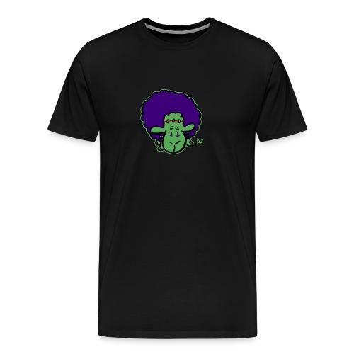 Frankensheep's Monster - Premium T-skjorte for menn