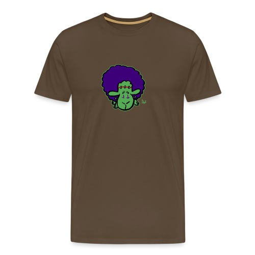 Frankensheep's Monster - Men's Premium T-Shirt