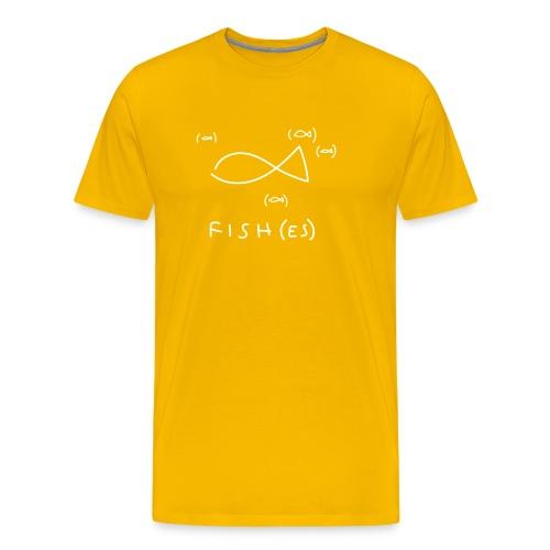 fish (es) - Maglietta Premium da uomo