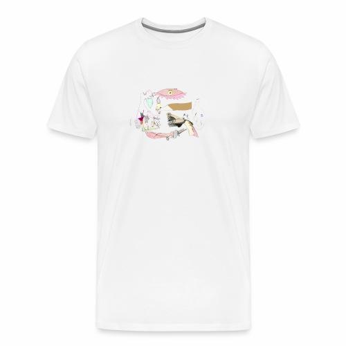 Pintular - Camiseta premium hombre