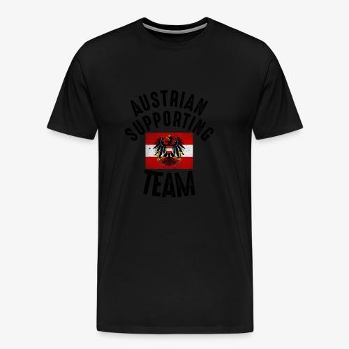 austria fussball team - Männer Premium T-Shirt