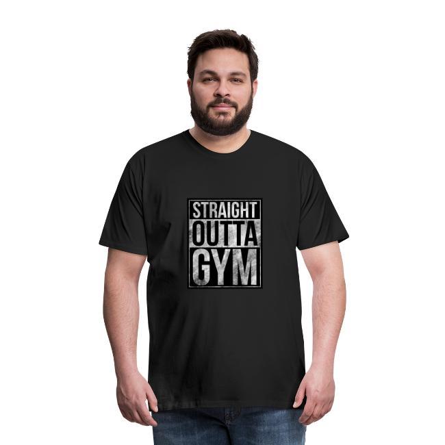 Fitness design - Straight Outta Gym
