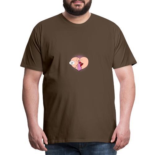 Je t'aime - T-shirt Premium Homme