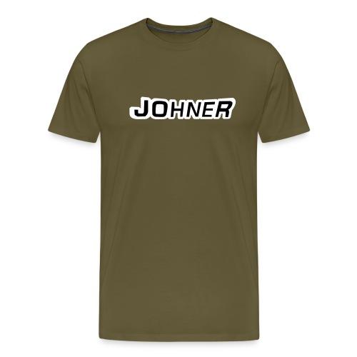 Johner-Winterpulover - Männer Premium T-Shirt