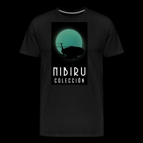 colección Nibiru - Camiseta premium hombre