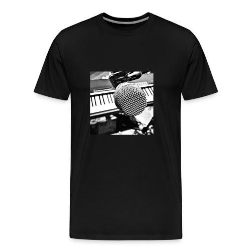 Vocals&Piano - Männer Premium T-Shirt