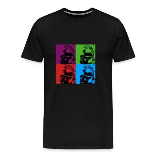 Steampunk - Männer Premium T-Shirt