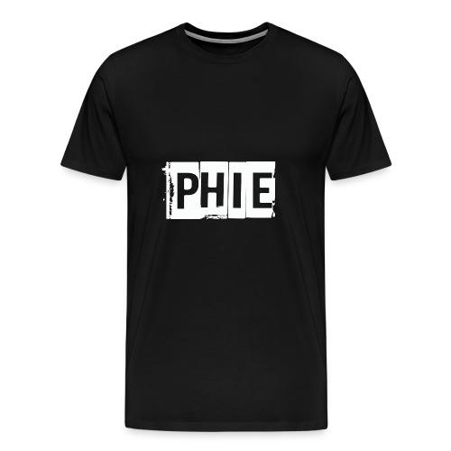 Phie blanc png - Men's Premium T-Shirt