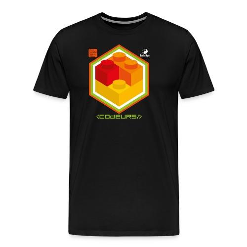 Esprit Brickodeurs - T-shirt Premium Homme