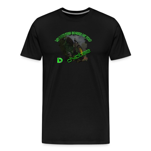 cleartlogotractor - Men's Premium T-Shirt