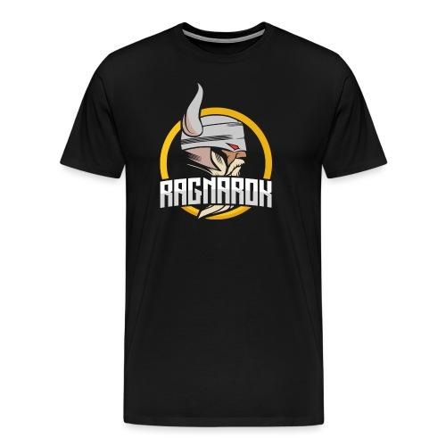 Ragnarok Nation - Premium T-skjorte for menn