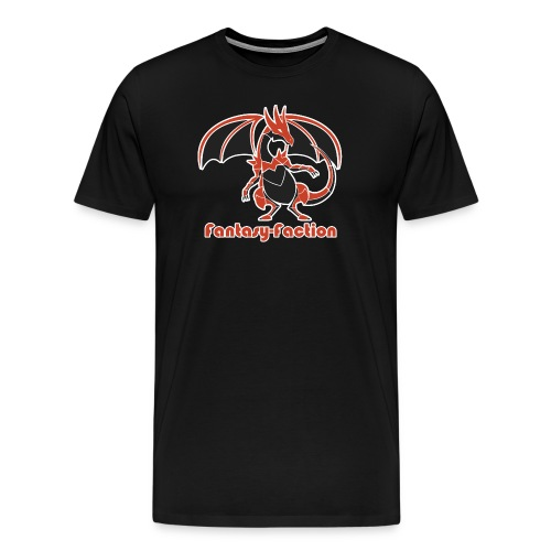 Fantasy-Faction's Dragon - Men's Premium T-Shirt
