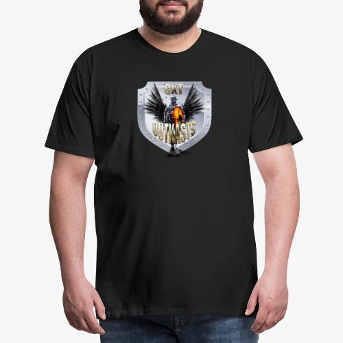 outkastsbulletavatarnew 1 png - Men's Premium T-Shirt