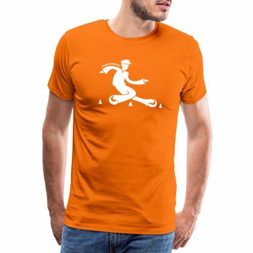 motif kompakombo blanc - T-shirt Premium Homme