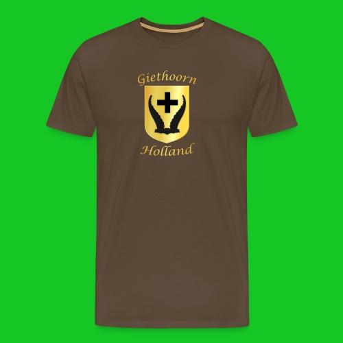 Giethoorn 2 - Mannen Premium T-shirt