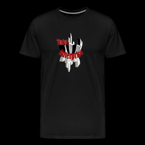 total enterprise - Camiseta premium hombre