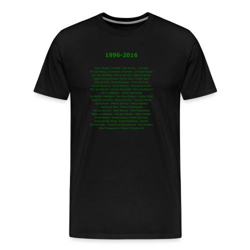 tekening4 - Mannen Premium T-shirt