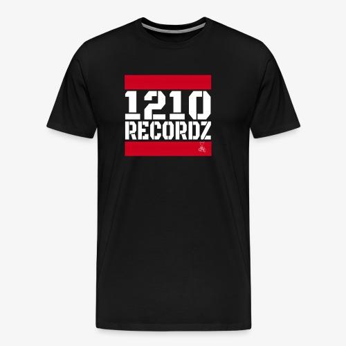 1210 Recordz Tank Top W - Männer Premium T-Shirt