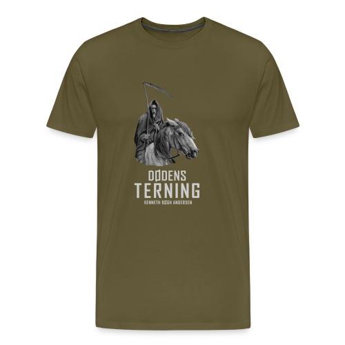 Dødens terning sh - Herre premium T-shirt
