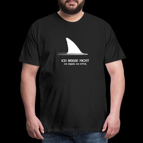 ~ ICH BEISSE NICHT ~ - Männer Premium T-Shirt