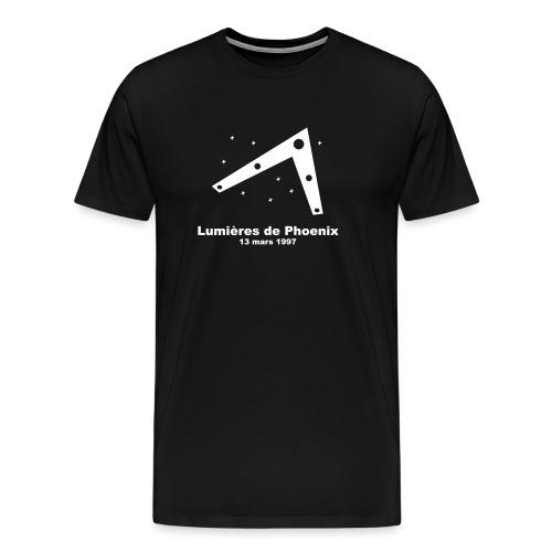 OVNI Lumieres de Phoenix - T-shirt Premium Homme