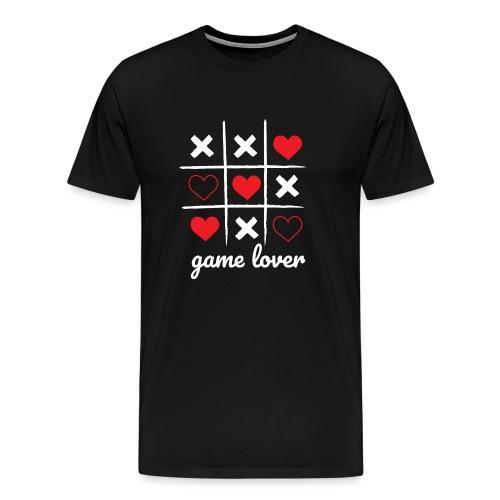game lover - Camiseta premium hombre