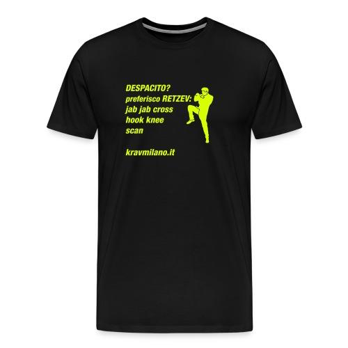 ekm-tee-despacito - Maglietta Premium da uomo