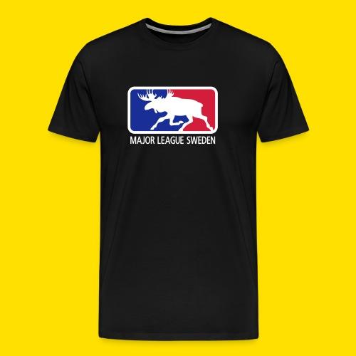 Major League Sweden - Männer Premium T-Shirt