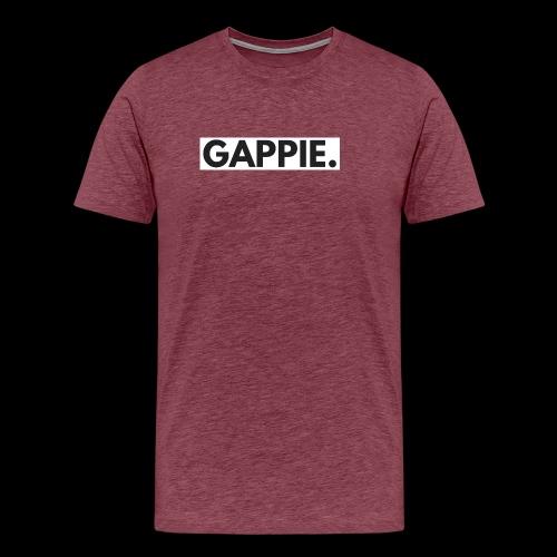 GAPPIE. - Mannen Premium T-shirt