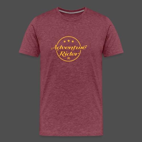 Adventure Rider - Männer Premium T-Shirt