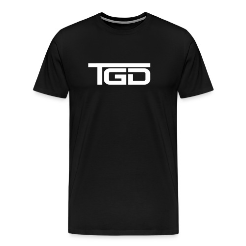 TGD Logo full - Männer Premium T-Shirt
