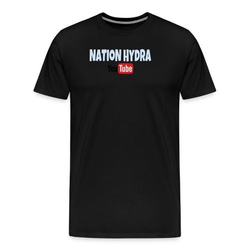 NATION CLAN - Premium-T-shirt herr