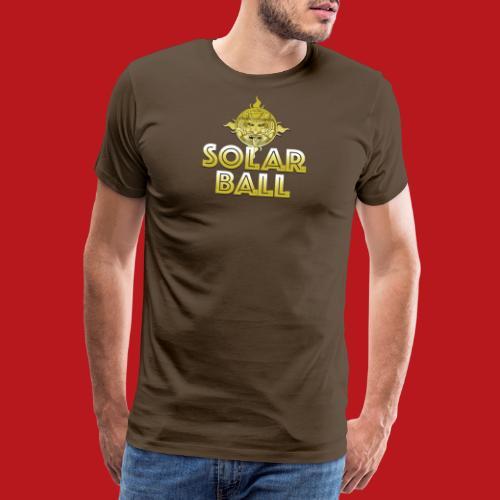 Solar Ball - T-shirt Premium Homme