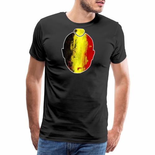 Ninja #ALLFORRADJA - Mannen Premium T-shirt