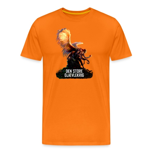 T shirt farve ny - Herre premium T-shirt