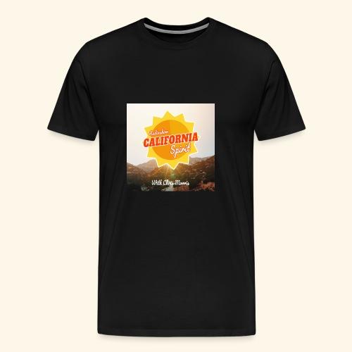 California Spirit Radioshow LA - T-shirt Premium Homme
