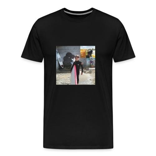 ik t -shirt - Mannen Premium T-shirt