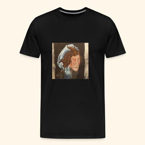 She - Men's Premium T-Shirt