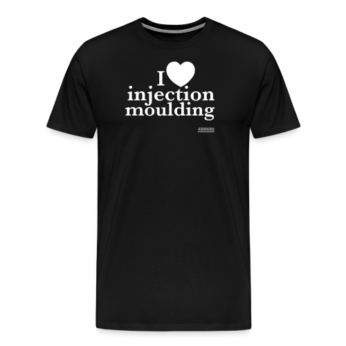 injection love png - Männer Premium T-Shirt