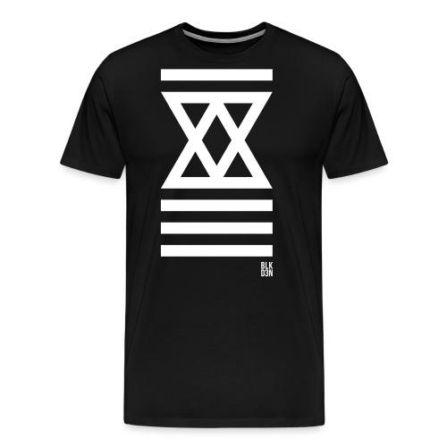 BLK D3N 006 - Men's Premium T-Shirt