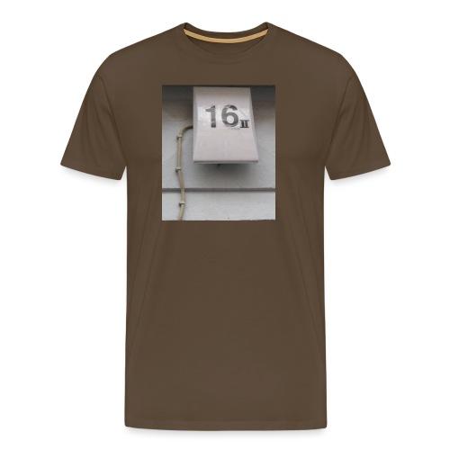 Hannah Höch - Männer Premium T-Shirt