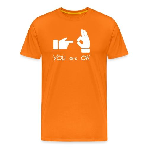 Tu vas bien (sexe, drôle) - T-shirt Premium Homme