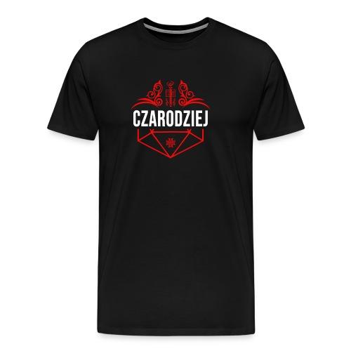 Klasa: czarodziej - Koszulka męska Premium