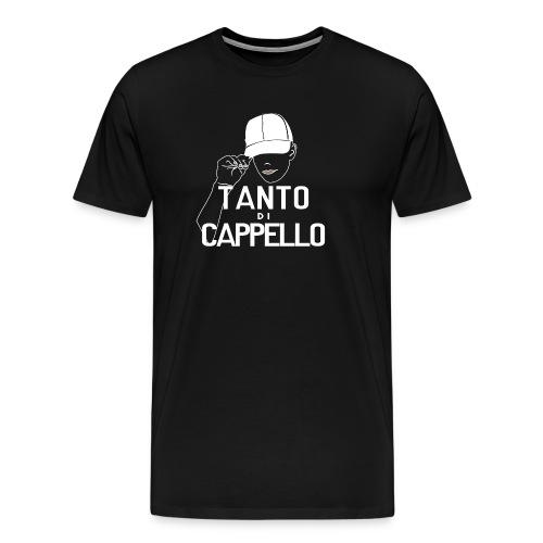 TANTO DI CAPPELLO Bianco - Maglietta Premium da uomo